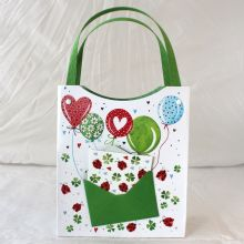 Balloons Bunch Gift Bag